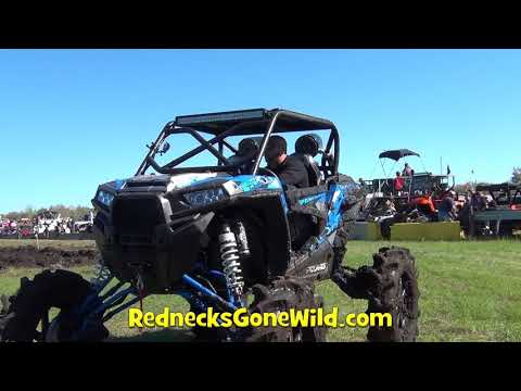Side x Side Bounty Hole  Iron Horse Mud Ranch March 2018