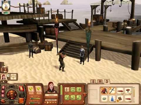 The Sims Medieval Royal Holiday