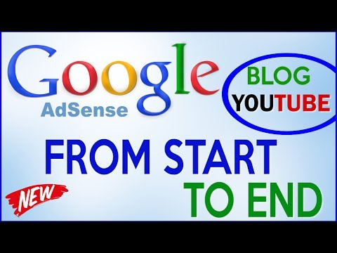 ADSENSE TUTORIAL 2018 | How To Setup Google Adsense - Make Money With BLOG & YouTube (STEP BY STEP)
