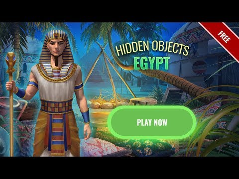 Egypt Hidden Object Games for Android  2018 - Mystery Adventure Game