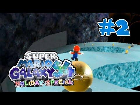Super Mario Galaxy 64 Holiday Special - Part 2 - Purple Coin Peril
