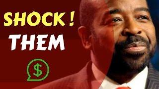 Les Brown ► SCHOCK THEM & PROVE THEM WRONG ► Best Motivational Speech Ever !!