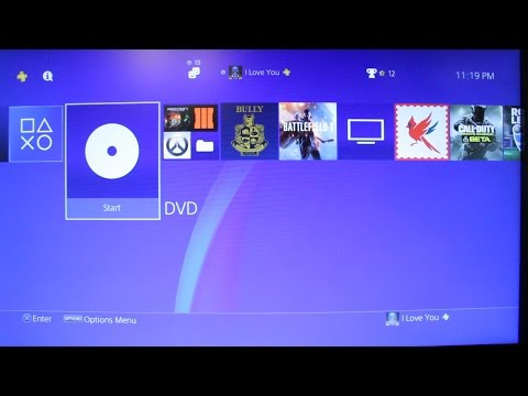 How to Watch DVD/Blu-Ray Movies on PS4