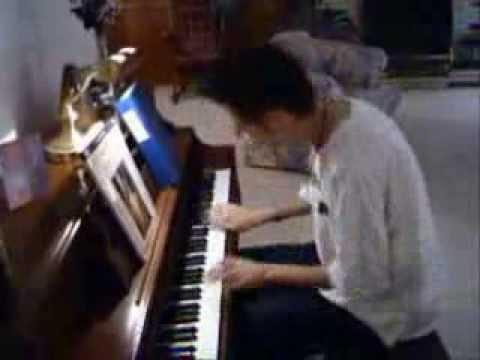 Copy of Andrew Furmanczyk head banging like a moron playing piano