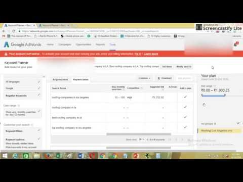 How to Get the Old Google Keyword Planner Search Volume Data 2016
