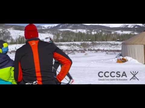 Cross Country Skiing Colorado — Defy Gravity & Fly