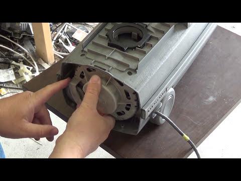 Electrolux vacuum power cord stuck