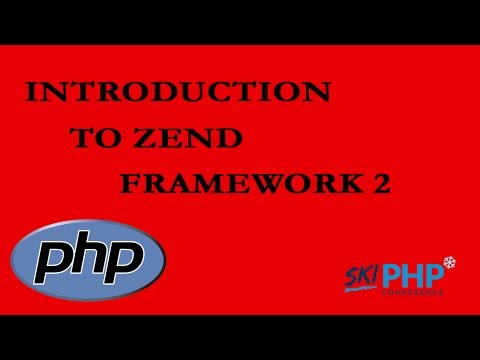 Introduction to Zend Framework 2 with John Coggeshall