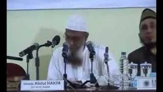Bahaya Hadith Dhoif Dan Maudhu - Ustadz Abdul Hakim Amir Abdat