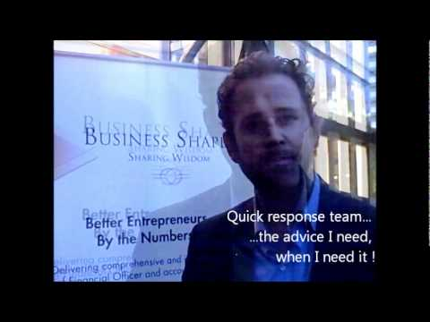 Business Owners on Business Shapers, The CFO & Accounting Firm