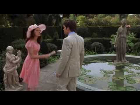 The Princess Diaries 2 - The fountain scene