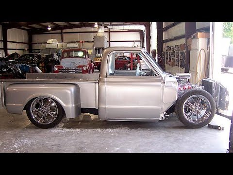 1967 Chevrolet C10 LS6 510HP Build Project