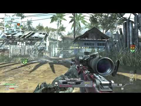 call of duty mw3 MSR sniper montage [ longshots + quickscope