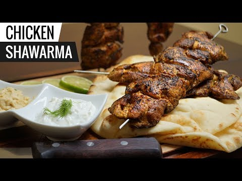 Sous Vide CHICKEN SHAWARMA Perfection!