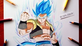 Newest For Dibujos De Gogeta Ssj Blue Dragon Ball Super Broly