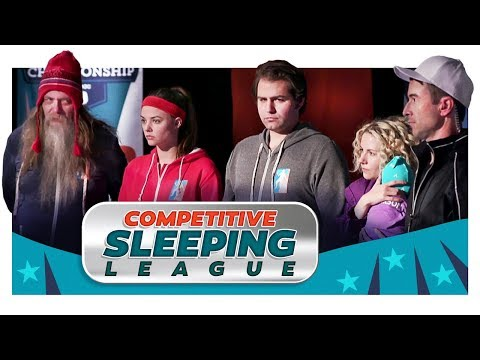 Marpac Competitive Sleeping League