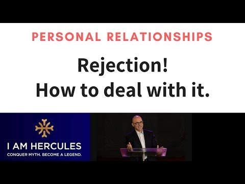Dealing with Rejection in a Relationship - Dr Hercules Kollias