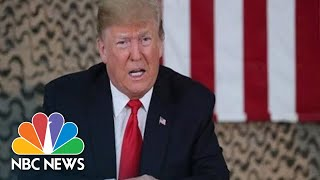 Download Watch Live: President Donald Trump Participates In Pentagon Missile Defense Review | NBC News Video