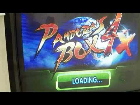 Pandora's box 4x PB4X hacked roms
