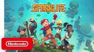 Sparklite - Launch Trailer - Nintendo Switch