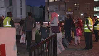 Thousands evacuate Camden homes due to fire fears
