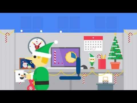 Santa Tracker: Office Prank