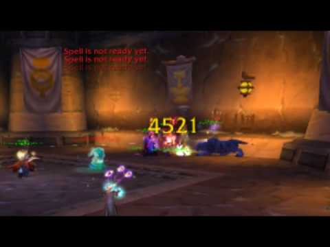 WoW - 80 Arcane Mage PvP (patch 3.1.3)