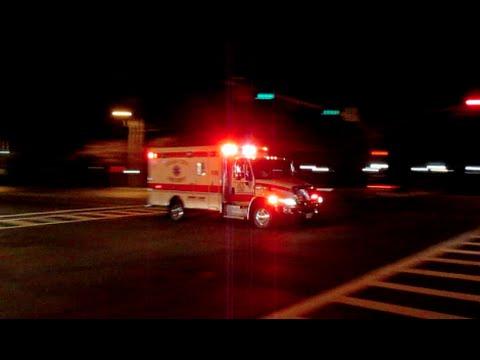 Ocean City MD EMS Responding