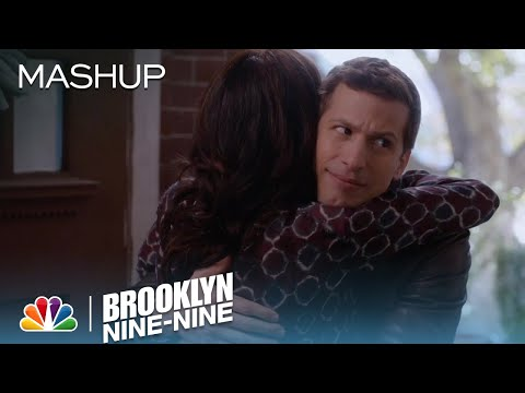The 99 Celebrates Mother's Day | Season 5 | BROOKLYN NINE-NINE