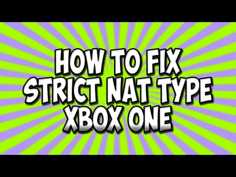 How To Fix Strict Nat On Xbox One How To Change Nat Type On Xbox