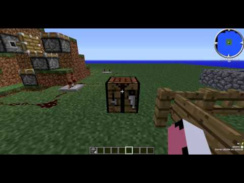 How to make Stone Bricks on Minecraft
