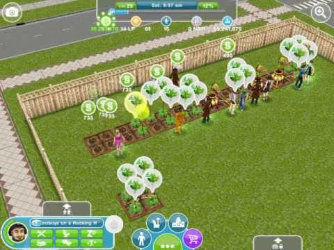 [ HOW TO ] Level Up Quickly The Sims FreePlay