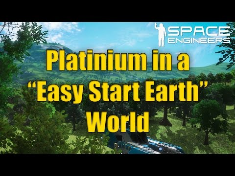 How to get Platinium in Easy Start Earth