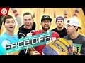 Dude Perfect Thanksgiving Turkey Bowling FACE OFF