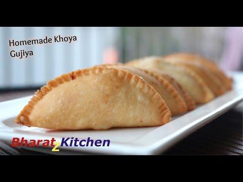 Perfect Homemade Gujiya | Khoya gujiya | Suji Mawa Gujiya | Holi Special Recipe