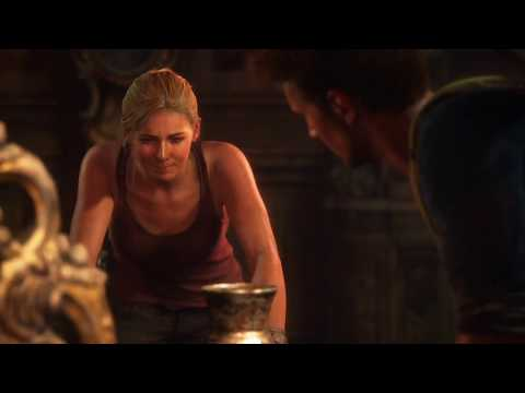 Uncharted 4: A Thief's End (The Last Supper)