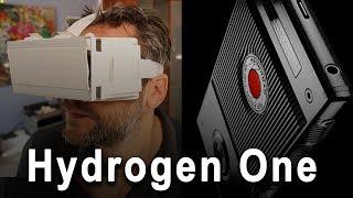 Hydrogen One - RED - le premier smartphone holographique | Philippe Douteau