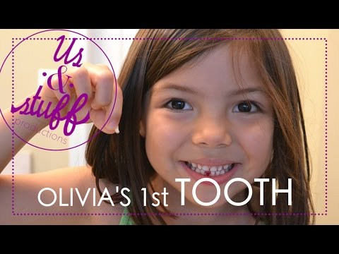 Losing your first tooth isn't so scary