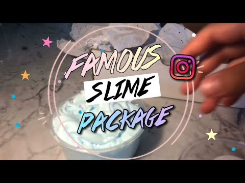 FAMOUS SLIME SHOP REVIEW!  💦 BEST SLIME! (MUST WATCH)