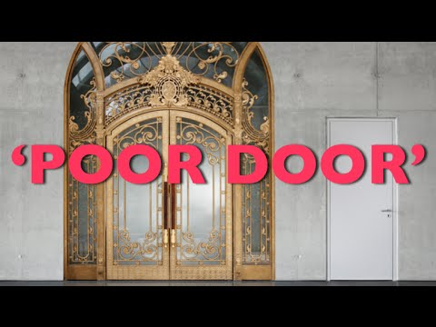 'Poor Door' in NYC Apartment Humiliates Low Income Residents
