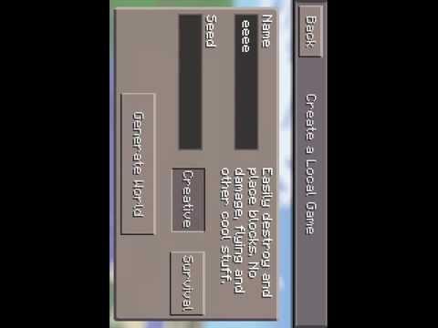 Mods on minecraft pocket edition 0.7.2 IOS