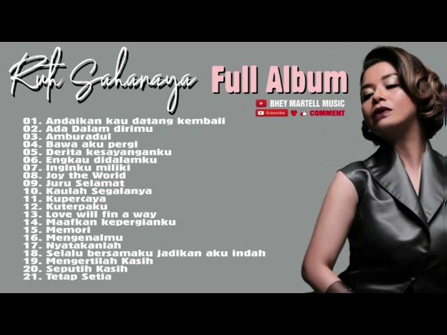 Download RUTH SAHANAYA || FULL ALBUM TERHITS DAN TERBAIK MP3 Gratis
