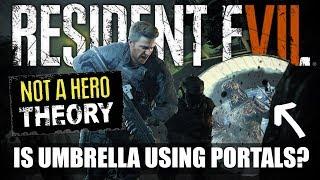 RESIDENT EVIL 7 NOT A HERO | Umbrella Sci-Fi Portals Theory