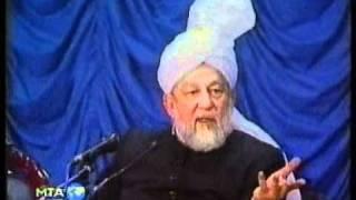 Hazrat Mirza Tahir Ahmad - Majlis E Irfan - (KHATAM UN NABIYEEN) - by roothmens