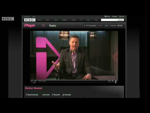 Playing and Downloading on the new BBC iPlayer