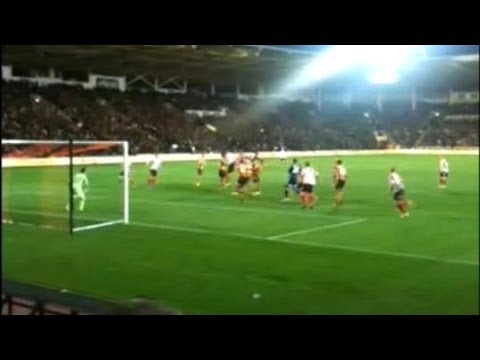 Hull City vs Sunderland (2nd Nov 2013)