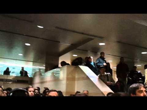 NY Penn station train delay
