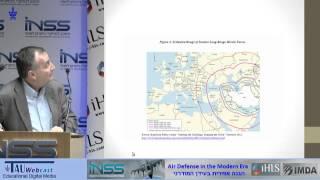 התפתחות איומים אוויריים על ישראל