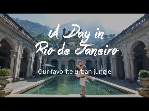 A Day in Rio de Janeiro, Brazil