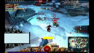 Guild Wars 2 Condition Warrior Power - tPvP(by Aspect of War)